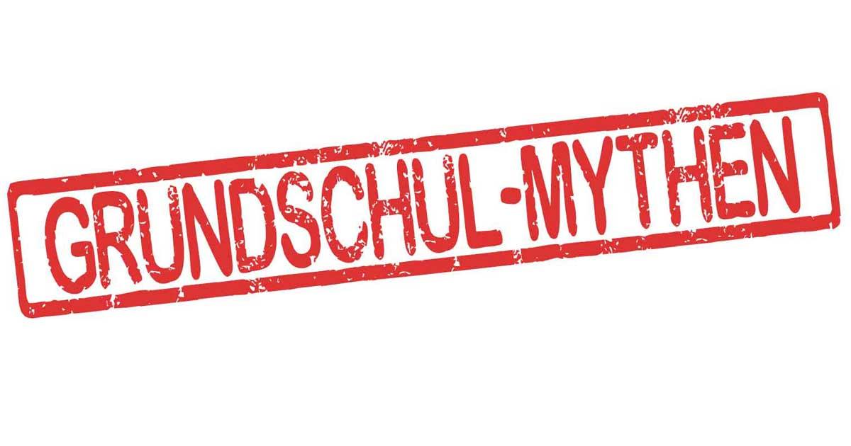 grundschul-mythen