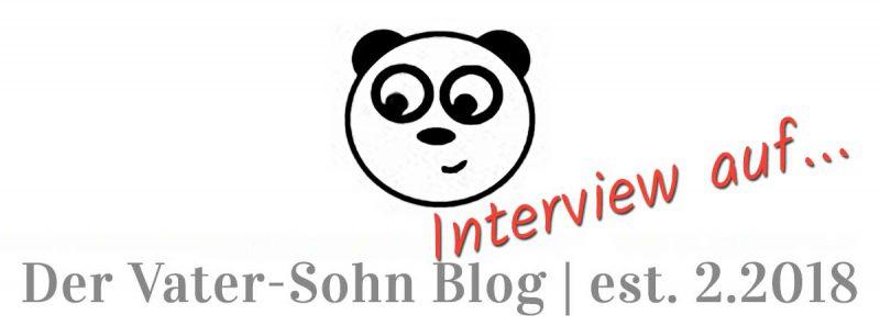 (c) Logo vatersohn.blog / Richard Wenner